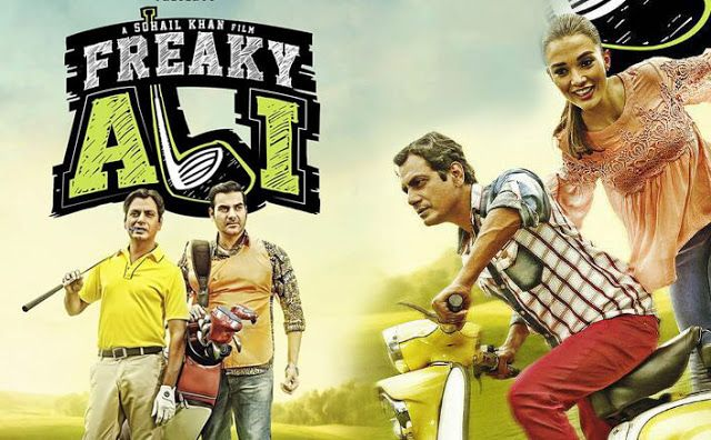 The Global News: Freaky Ali Full HD Bollywood Movie -2016 | Free Do...
