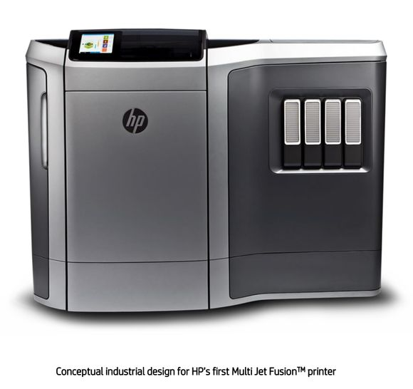 The HP 3D Printer: What Does It Mean for 3D Printing Stocks ...