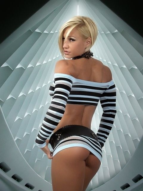 Jamie Eason's perfect butt - @iLuvHardbodies