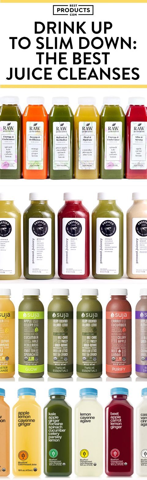 Whether your goal is to boost your immune system, slim down, or detox after a few too many of those holiday cocktail parties, there is a unique juice cleanse tailored to meet your body's specific needs. Restart your system in the new year with one of these 12 juice cleanse options — and remember — new year, new you!