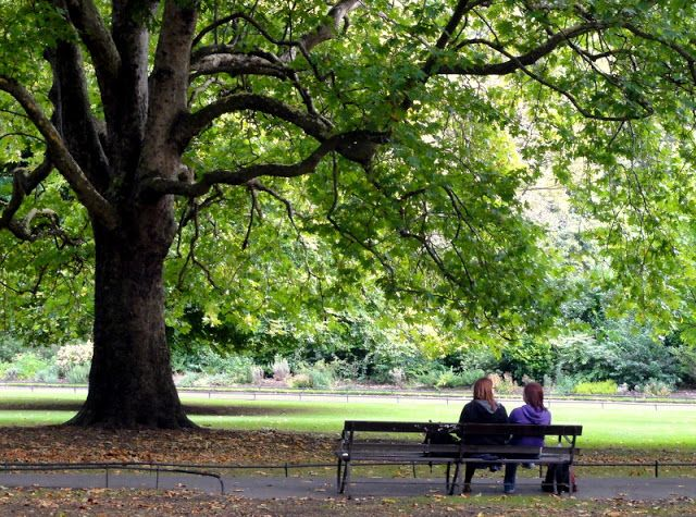 Travel & Lifestyle Diaries: Ireland - St. Stephen's Green Park in Dublin