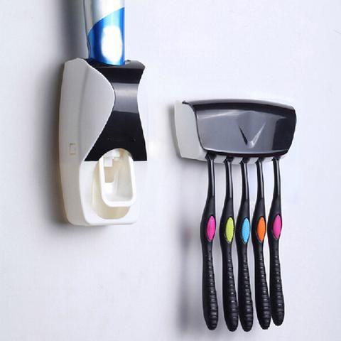 Premium Automatic Toothpaste Dispenser