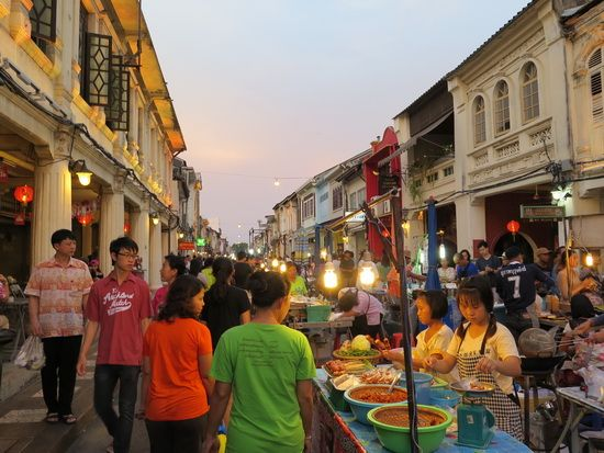 For a chance to sample some cheap and tasty local Phuket food and soak up some Old Town charm, the Lard Yai Sunday Street Market is well wor...