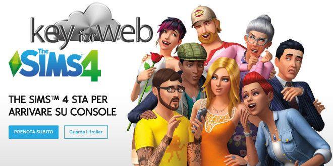 The Sims 4 per Xbox One e PlayStation 4: preordini aperti  #follower #daynews - https://www.keyforweb.it/the-sims-4-per-xbox-one-e-playstation-4-preordini-aperti/