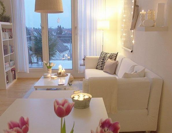 Salas Pequenas bem decoradas!por Depósito Santa Mariah