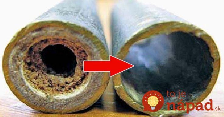 Muž našiel spôsob, ako prečistiť akékoľvek upchaté potrubie bez námahy a drahých prostriedkov. Všetko potrebné máte doma