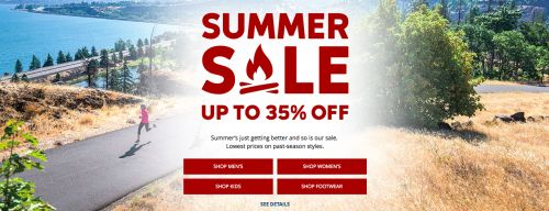 Columbia Sportswear Canada Summer Sale: Save Up to 35% Off on Mens and Womens Outerwear Sandals and Apparel http://www.lavahotdeals.com/ca/cheap/columbia-sportswear-canada-summer-sale-save-35-mens/227264?utm_source=pinterest&utm_medium=rss&utm_campaign=at_lavahotdeals