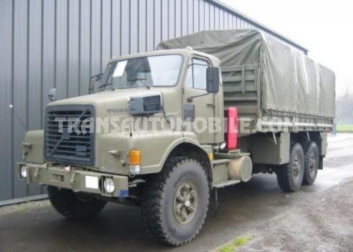 Trucks Flatbed Volvo N10 Ex Army 6X6 https://www.transautomobile.com/en/export-volvo-n10/1186?PI