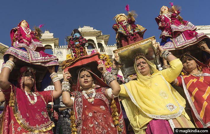 Gangaur festiva