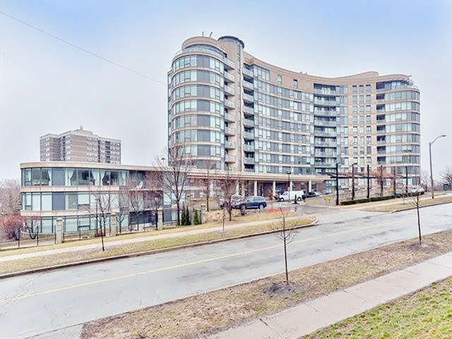 Rarely Offered Gorgeous bright 2 bdrm, 2 bath unit with modern open concept design. Walk-out to 190 sq. ft terrace, parking, gym, locker & library on the same floor. Well laid out floor plan with plenty of closet space. Steps to TTC and close to parks, schools, & shops. 24 hour concierge!