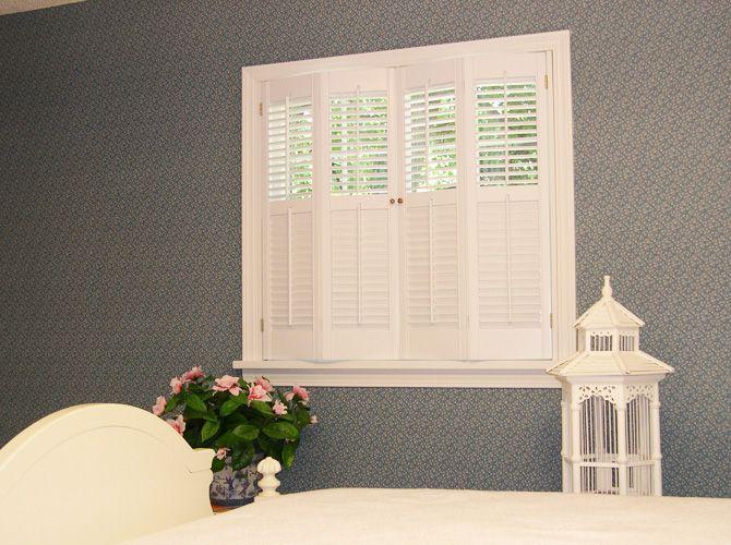 Shutter Photos of Wood Indoor Window Shutters | Horizon Shutters
