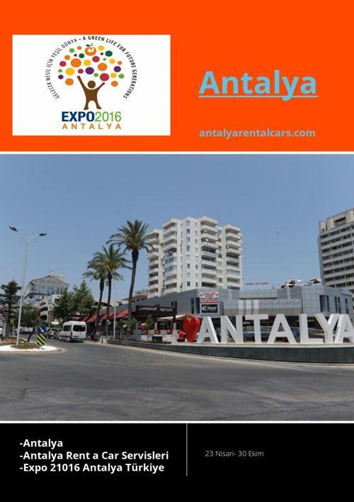 FlipSnack | Antalya rent a car by Antalya Rental Cars