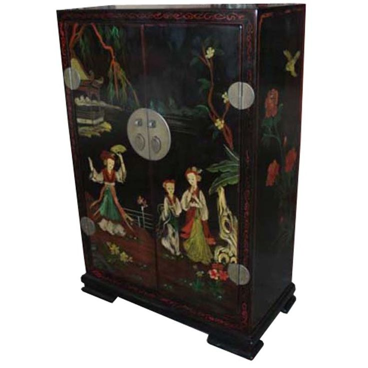 24 best images about chiffonniers semainiers on pinterest for Meuble cabinet chinois