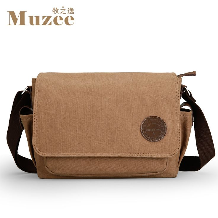 Muzee messenger bag //Price: $38.00 & FREE Shipping //     #explore #outdoor