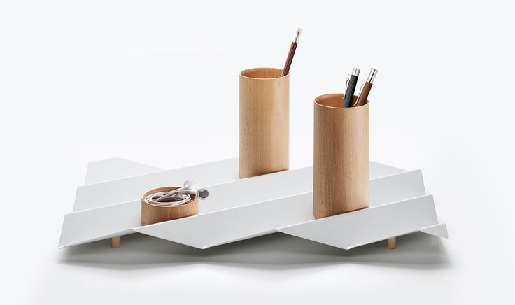 Limited Edition Desk Accessories With Unexpected Shapes
