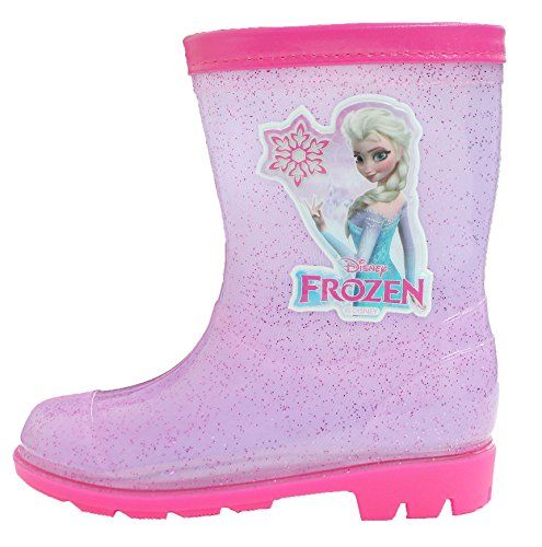 Disney Frozen Elsa Anna Little Girl's Rain Boots Shoes - http://shoes.goshopinterest.com/girls/boots-girls/rain-boots/disney-frozen-elsa-anna-little-girls-rain-boots-shoes/