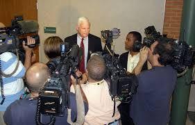 Image result for police media interviews