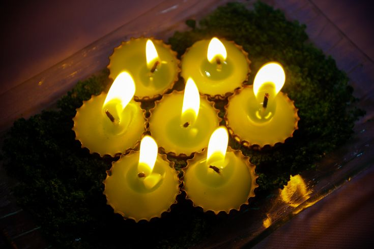 Looking for a way to make a DIY votive candles at home? Make candles inside bottle caps reusing items typically found around the house. Save soda or beer bottle caps after you drink them, so you will have a collection on hand. Remove any...