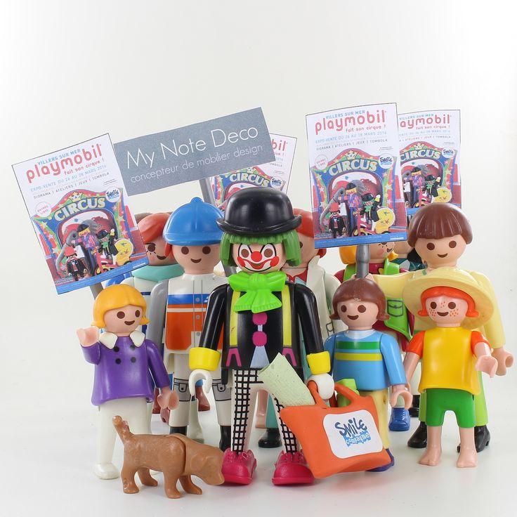 tous à Villers sur Mer le weekend de Pâques pour l'exposition Playmobil de Smile-Compagnie - Avec notre partenaire My Note Deco  #playmobil #smilecompagnie #villers #mynotedeco