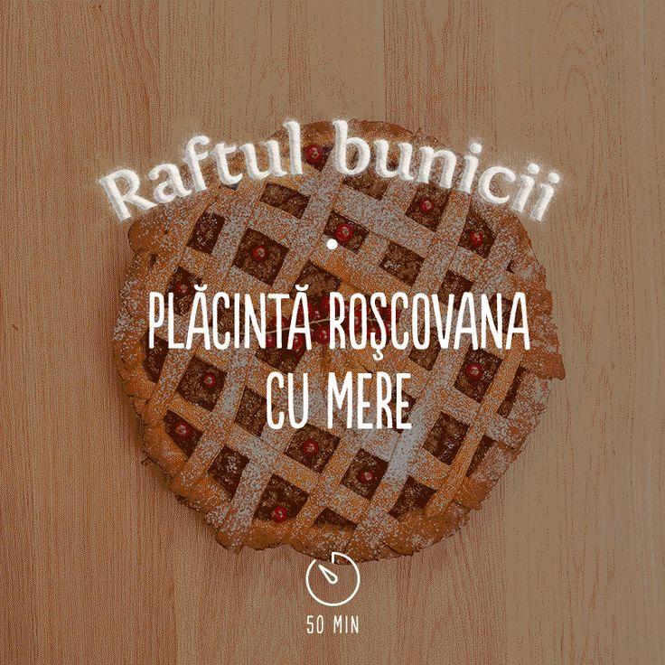 Printesa Polonic rescrie rețeta de plăcintă cu mere a bunicii și te îndrumă #PasCuPas pe site!