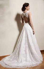Wedding Dress By Elena Vorrea