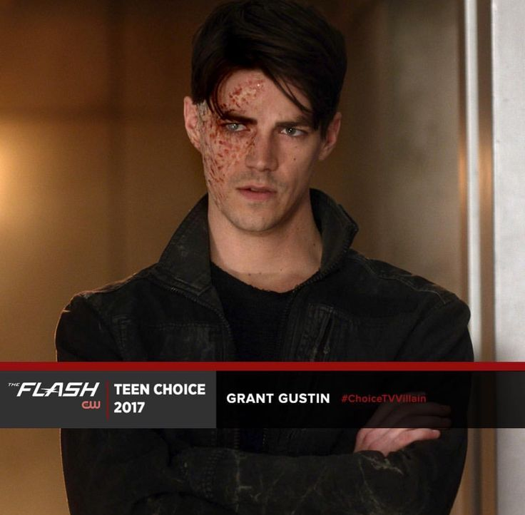 "Vote for Grant Gustin as ""Choice TV Villain"" at http://fox.tv/VoteNowTCA (use you Facebook login to vote). VOTING ENDS JULY 19TH!"