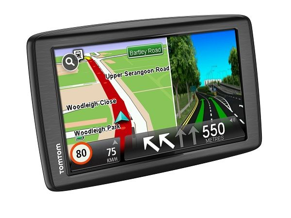 Check out the TomTom Via 620