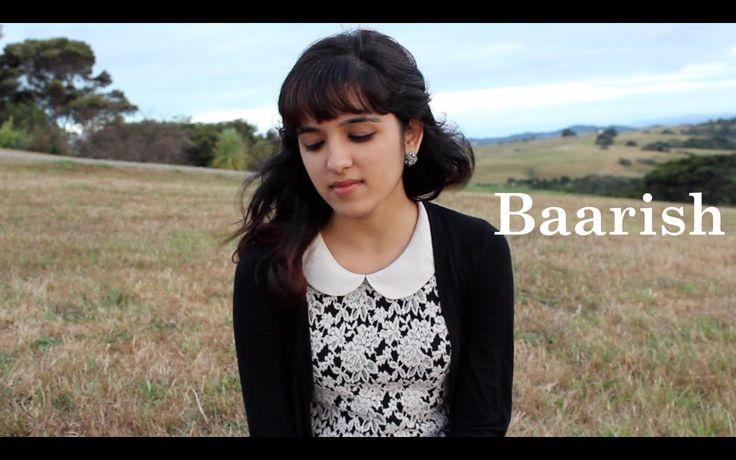 Baarish - Yaariyan | Female Cover by Shirley Setia feat. The Gunsmith