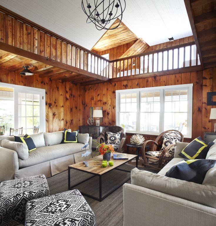 Home Design Smallhouse: An Island Cabin On Georgian Bay