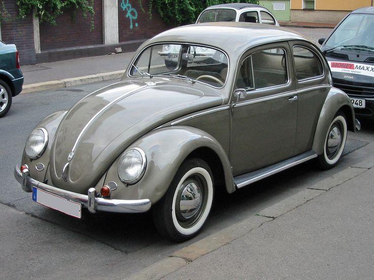 volkswagen maggiolini anni 50 - Cerca con Google