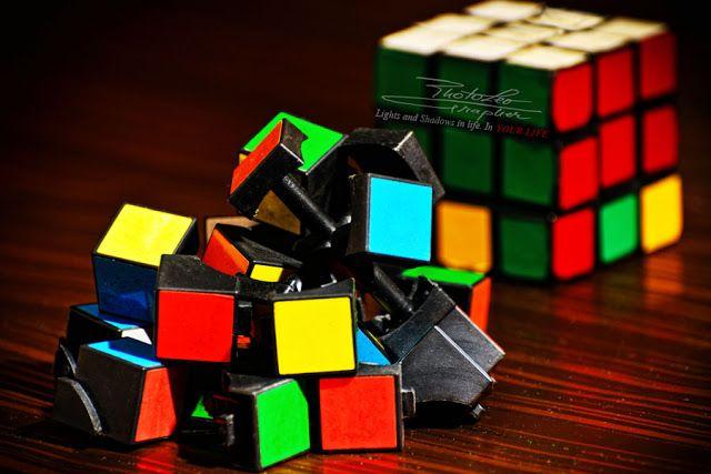 The ultimate Rubik challenge     by   http://PhotoLeoGrapher.blogspot.com