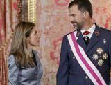 Los Príncipes de Asturias celebran diez años de amor