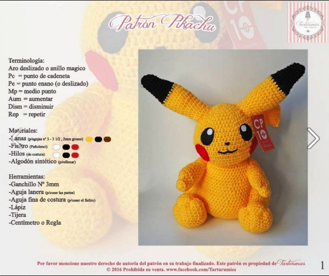 20 best AMIGURUMI POKEMON images on Pinterest | Crochet granny ...
