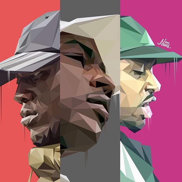 """STORMZY"", ""SKEPTA"" and ""BUGZY MALONE"" prints are now available online at www.jamjamsworld.bigcartel.com #JamJams"