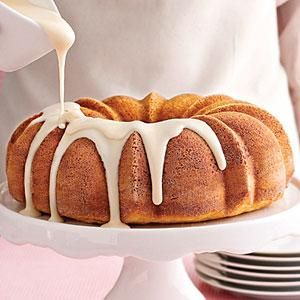 Buttermilk replaces sour cream in our twist on Carol Ann Roberts Dumond's not-too-sweet Bundt cake.
