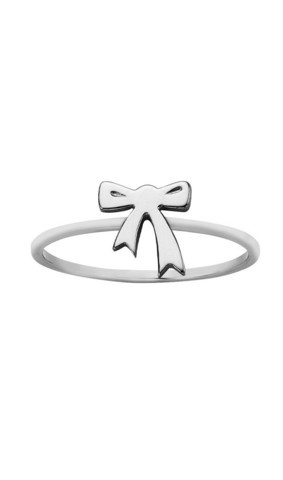 Karen Walker Mini Bow Ring - Got this for Christmas and it's gorgeous