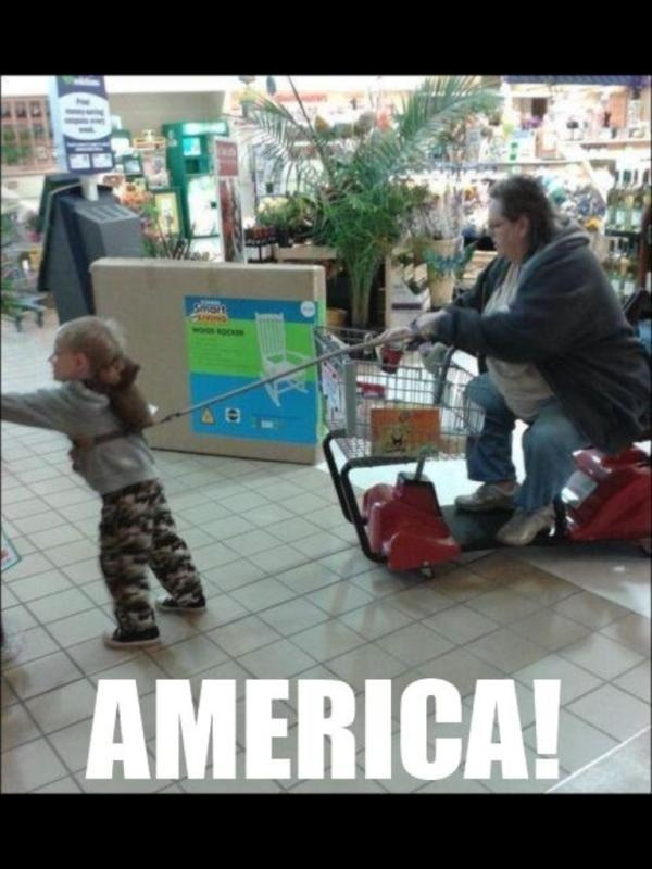 Only in America.: Funny Things, Funny Pics, Funny Stuff, Humor, Funnies, Meanwhile In America, Walmart, Kid