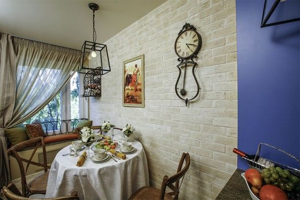 Планировка кухни в испанском стиле