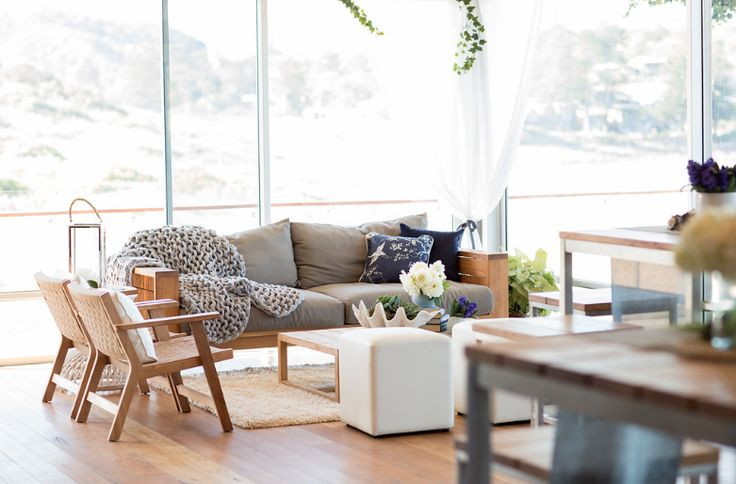 Creative Events and Styling Coastal Hamptons www.copperbeech.com.au