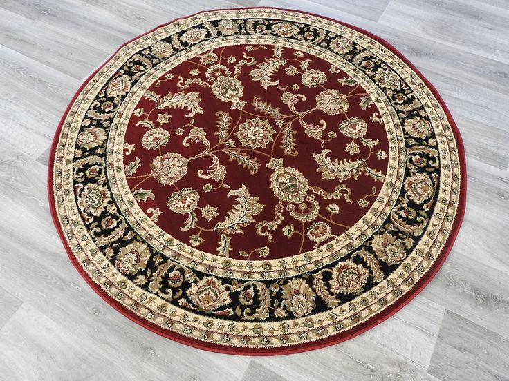 Rug Direct is supplying superior quality round rug.