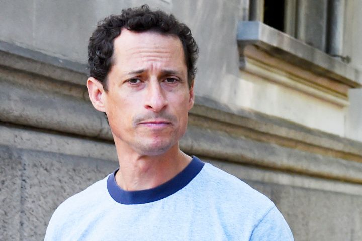 Anthony Weiner told to stay away from Hillary Clintonfundraiser
