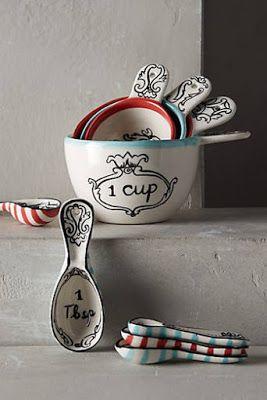 Serveware, Glassware, Cookware, Bakeware Favorites #anthrofave