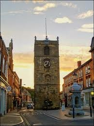 Morpeth in Northumberland : quaint market town
