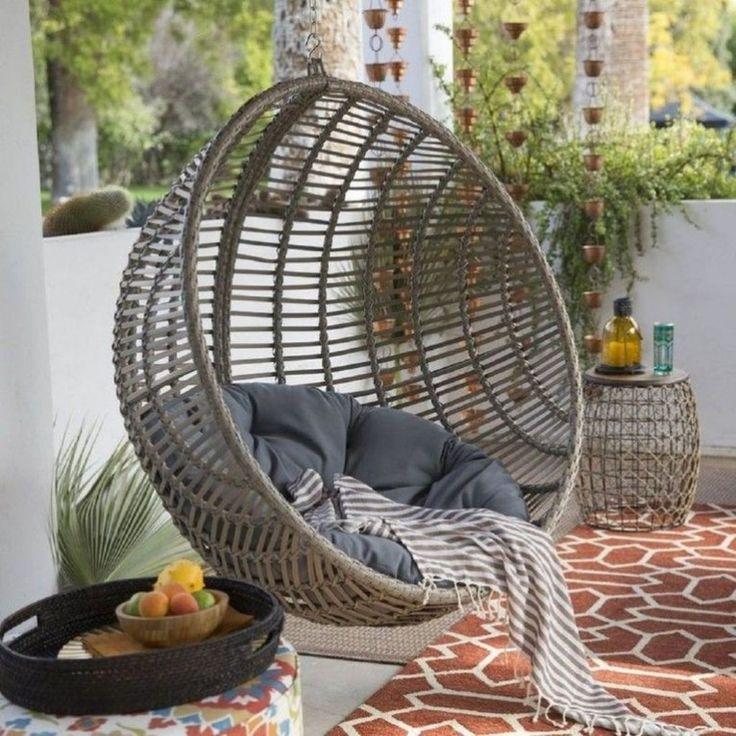 Amazing Relaxable Indoor Swing Chair Design Ideas 21
