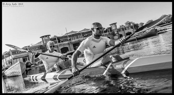 Liam Heath & Jon Schofield training 10   Flickr - Photo Sharing!