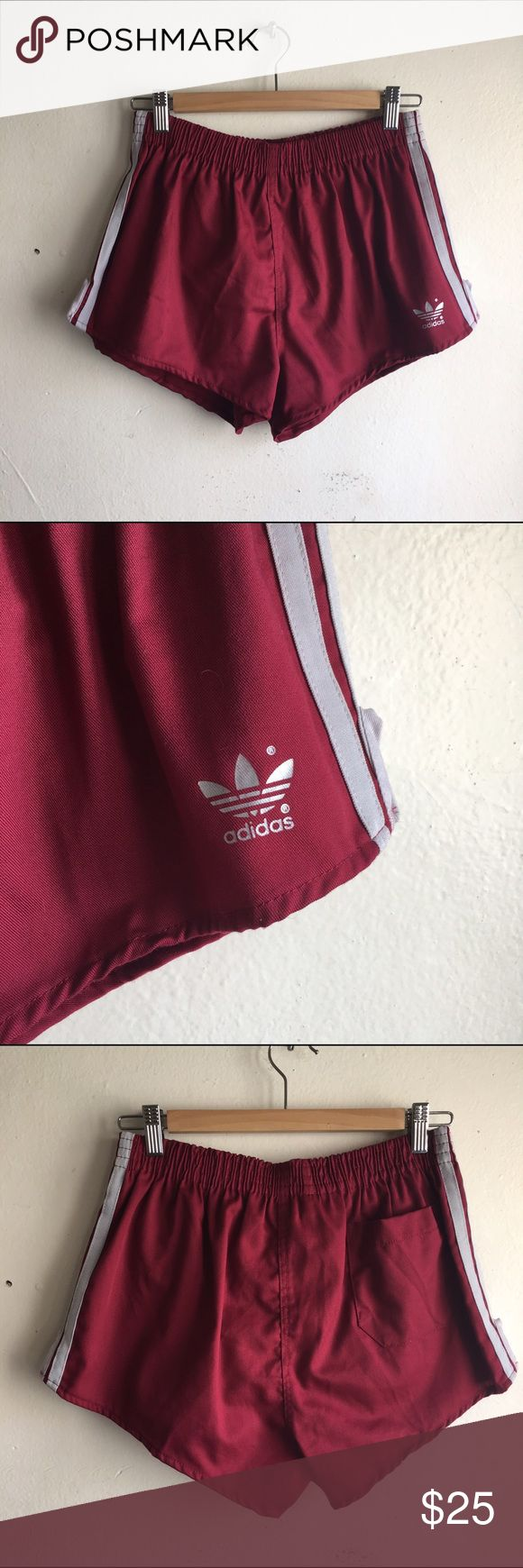 CLOSET CLEAR-OUT Adidas Soccer Shorts Vintage Adidas soccer shorts in perfect condition. Built in briefs. One back pocket. #K056 adidas Shorts