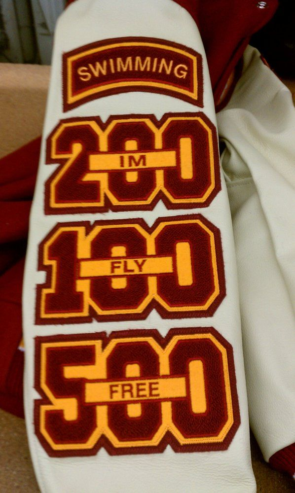 Patches For Letterman Jackets