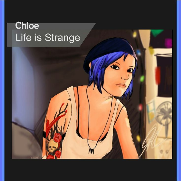 This Drawing has been a blast to work on.  I hope you guys enjoy watching it, as much as i had fun making it. Enjoy  #life_is_strange #lifeisstrange #videogame #squareenix #photoshop #Xbox #PC #ps4 #timelapse #art #chloe #artist  https://www.youtube.com/watch?v=ssI1T0yz3Vk&t=1s