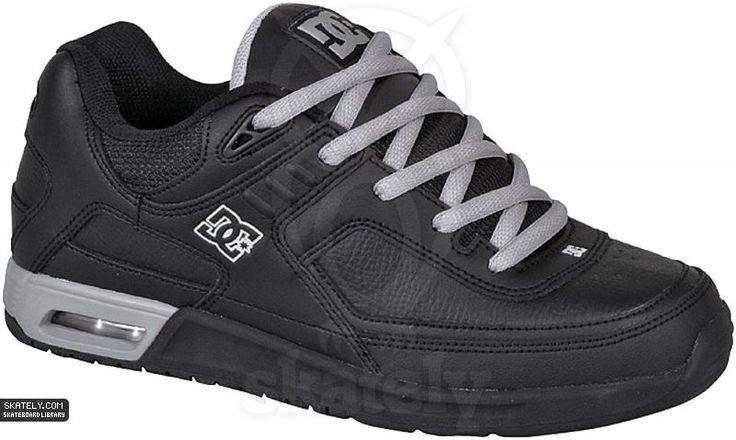 DC Shoes - Ten - Black/Grey