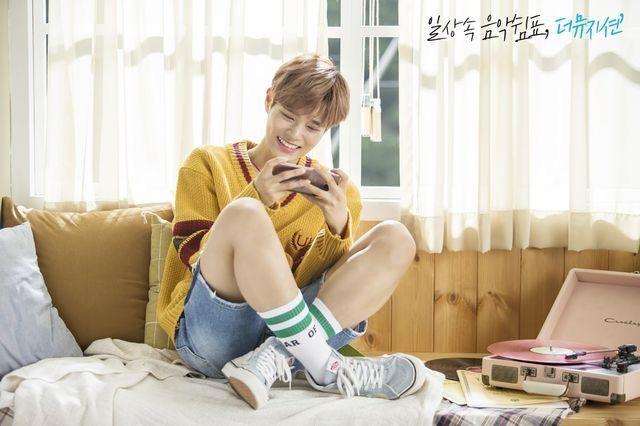 Wanna One x The musician - Daehwi